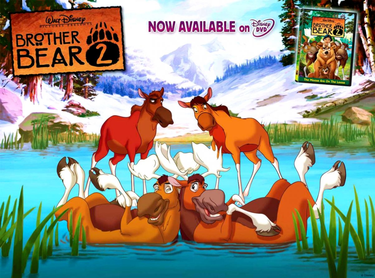 brother bear 2 download