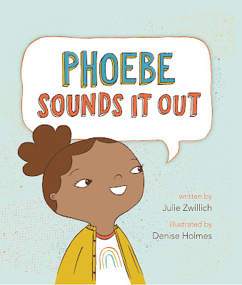 In Phoebe Sounds It Out, children will relate to Phoebe's uncertainty about trying a new, difficult task while preschool and kindergarten teachers will smirk at the inventive ways Phoebe busies herself while avoiding that new task.