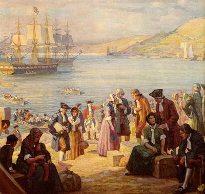 Climbing My Family Tree: The Arrival of the Loyalists
