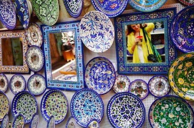 Israel reclamaría la cerámica armenia de Jerusalén