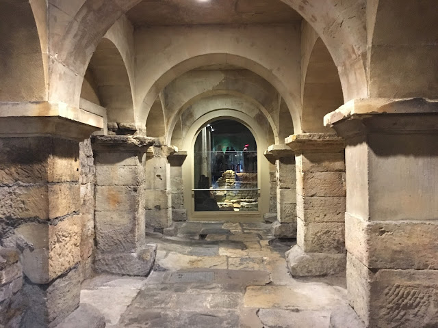 Stone architecture, Roman Baths, Bath
