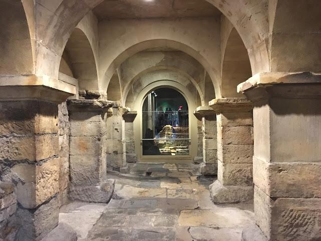 Stone architecture, Roman Baths, Bath