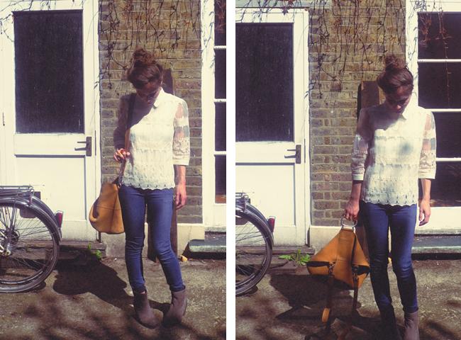Stylonylon - Outfit Post - Sexy 70 - Dahlia