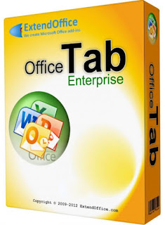 Office Tab Enterprise - Tabbed Browsing, Editing, and Managing of Documents in Microsoft Office.