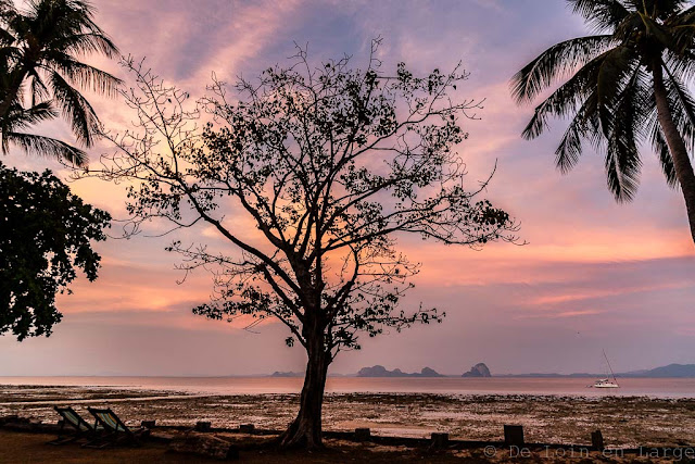 Sunset-Koh-Ngai-Thailande