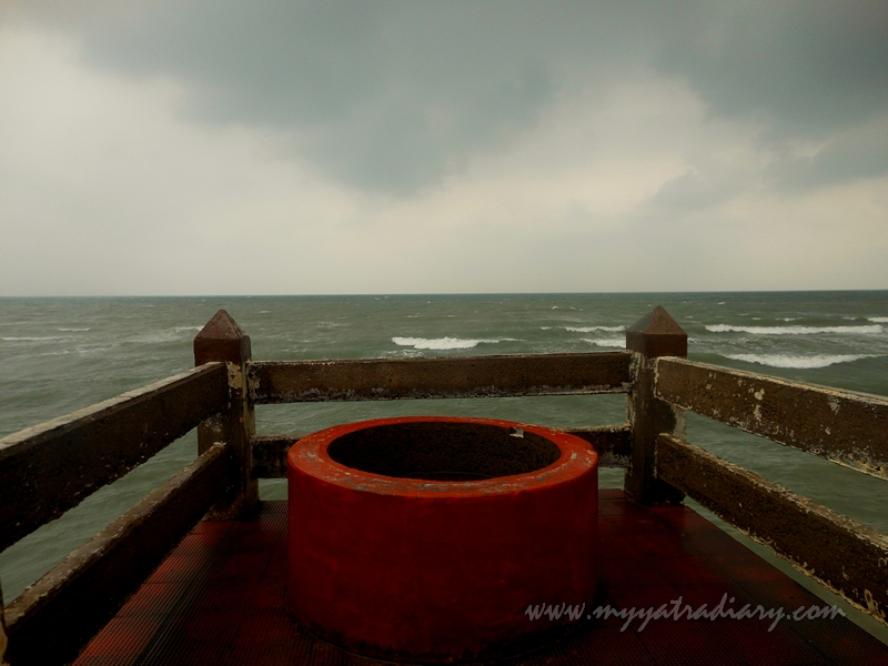 Villondi Teertham and the mythical well, Rameshwaram