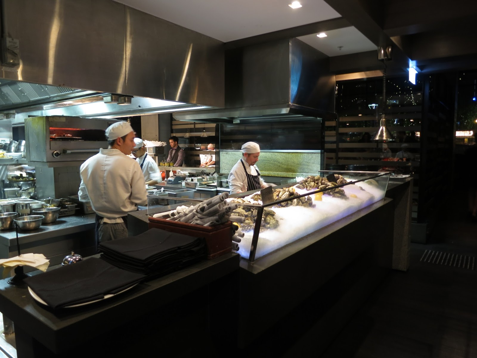 Seafood restaurants crown casino melbourne