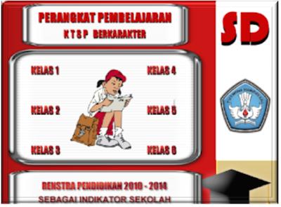 Kumpulan Contoh RPP KTSP SD Kelas 1,2,3,4,5,6 Terbaru