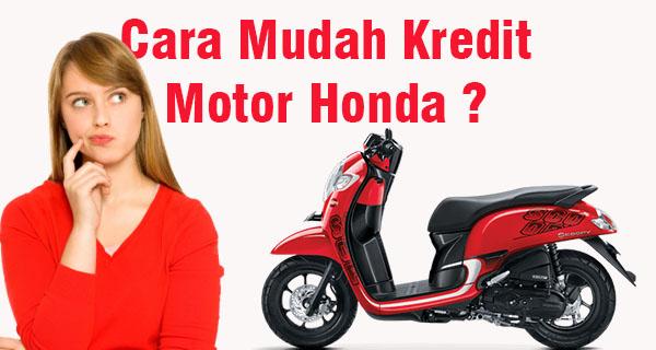 Kredit-Motor-Honda