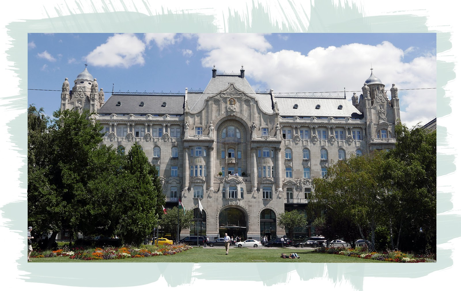 Euriental | luxury travel & style | Four Seasons Budapest