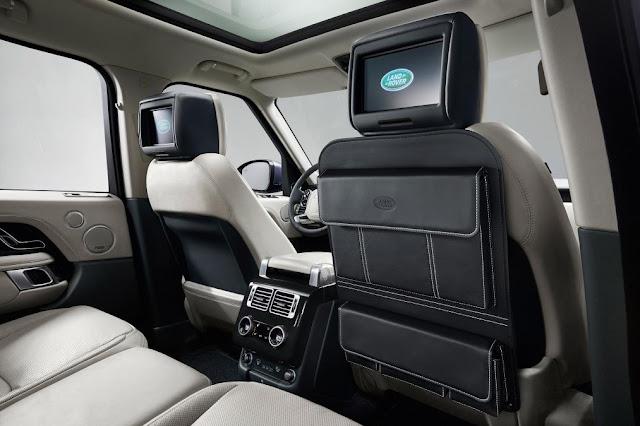 Range Rover SDV8 2019