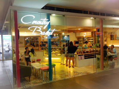 Country Basket Pastries and More, LG SM City Cebu