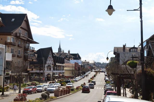 Avenida Borges de Medeiros, Gramado.