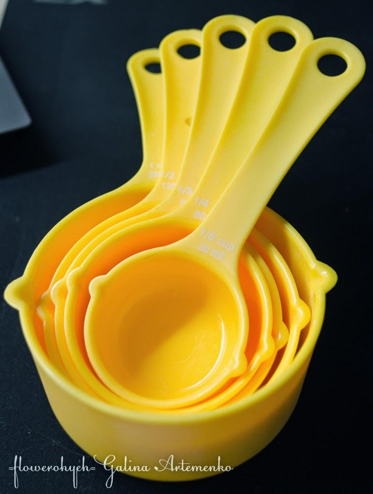 мерные емкости для кухни