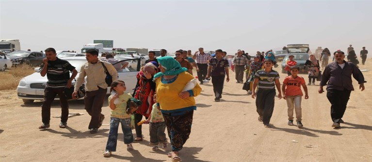Mosul Battle: 900 Civilians Flee City Ahead Of Fighting