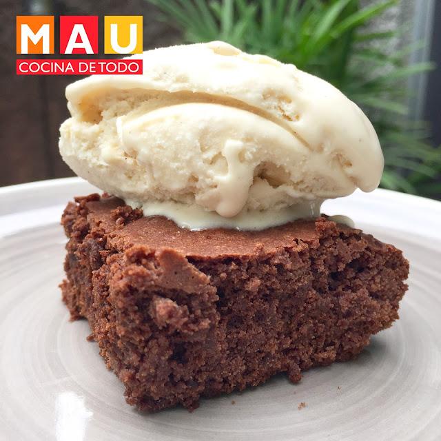 la mejor receta de brownies faciles y deliciosos