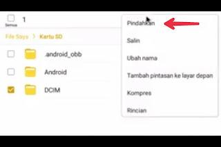 Cara menyembunyikan foto dan video di Android tanpa aplikasi tambahan 39