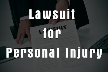 Lawsuit for Personal Injury: Initial Documents for the Court