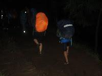Prau Via Patak Banteng 2.562 Mdpl (Trekking Malam Hari)
