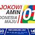 Logo Jokowi Amin Vector CDR AI PNG HD