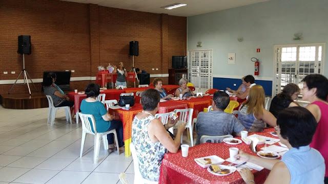 APEOESP promove encontro com professores aposentados do Vale do Ribeira