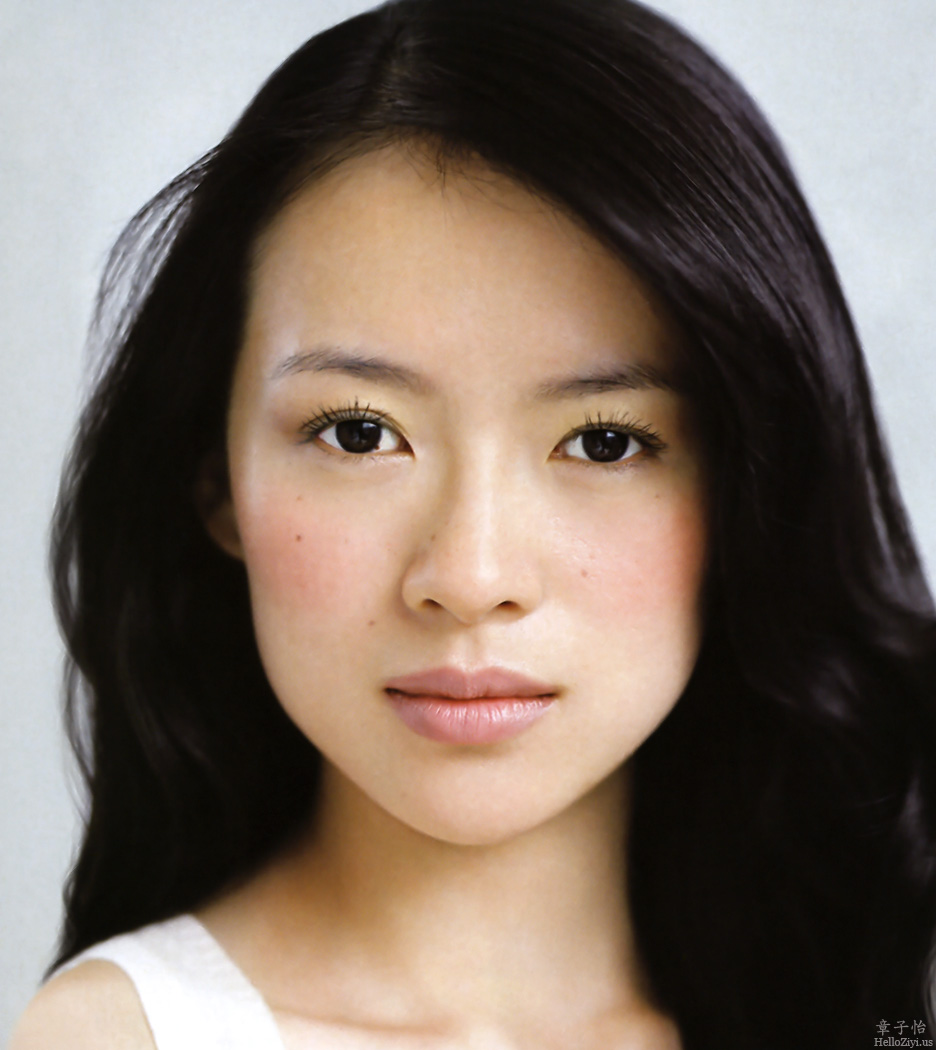 Asian Women Faces 3