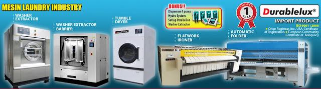 mesin2%2Bbesar Rekomendasi Mesin Cuci /Mesin Laundry Yang Berkualitas