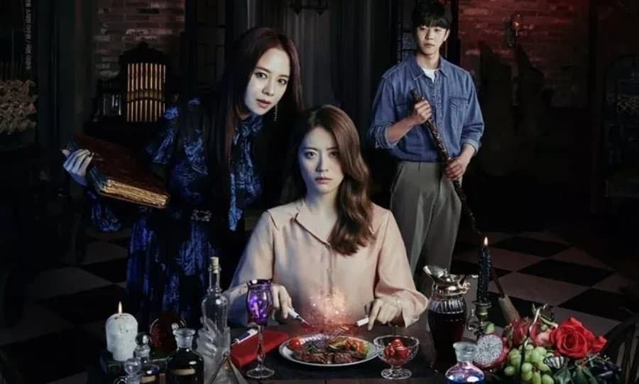 Download Drama Korea The Witch's Diner Sub Indo Batch