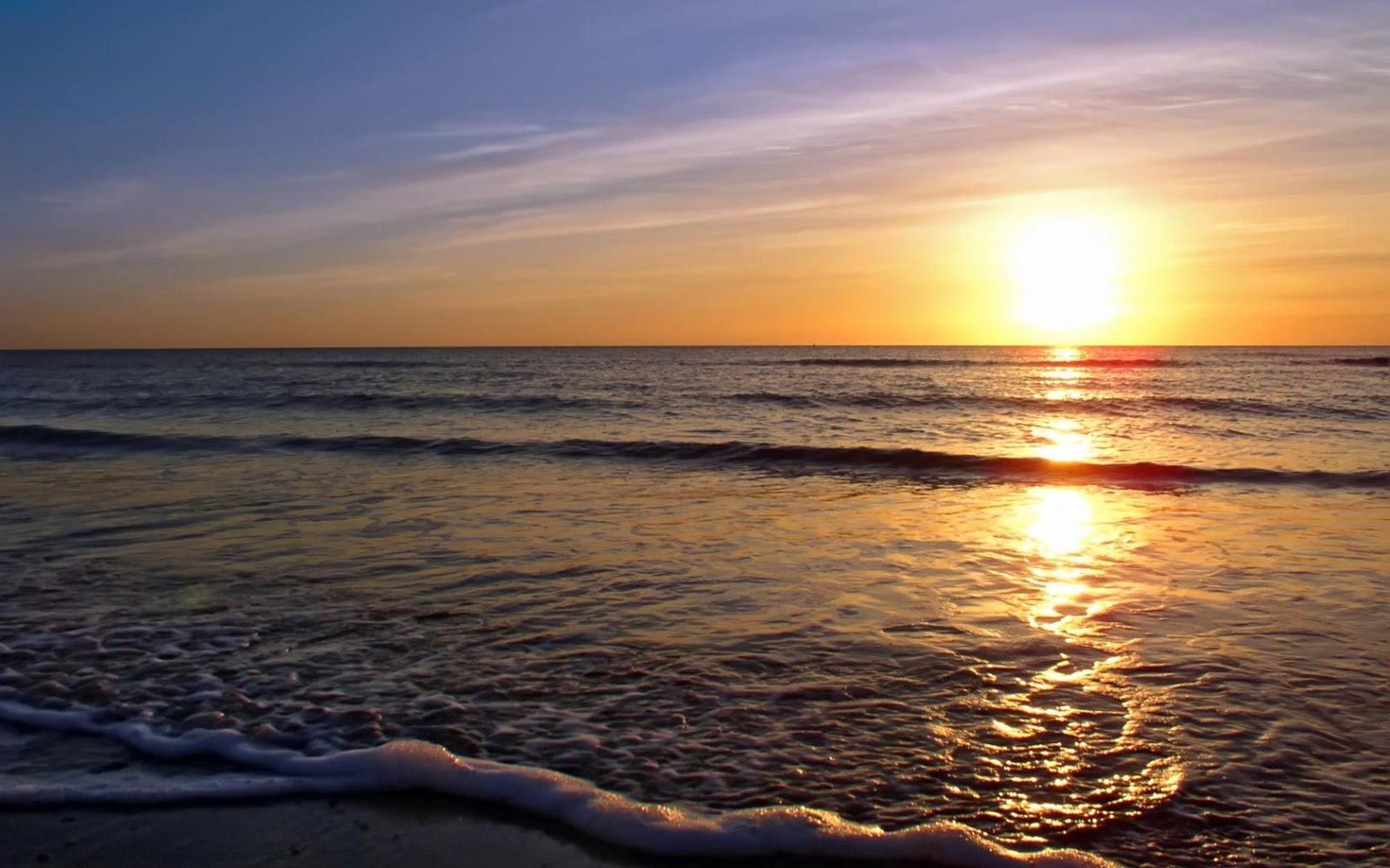 foto sunset