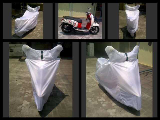Cover Motor Scoopy