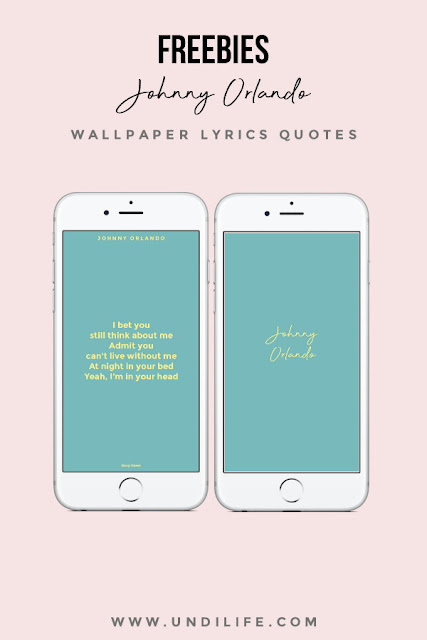 Freebies wallpaper Johnny Orlando