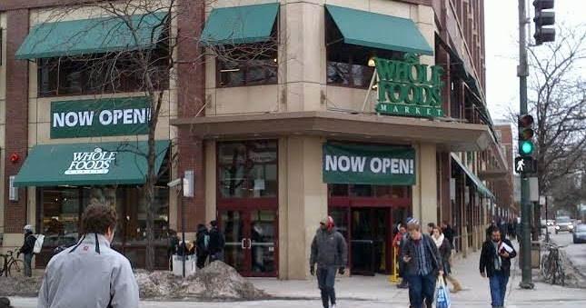 Whole Foods Fullerton Redline