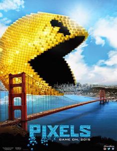 Pixeles (2015) [DVDRip] [1 Link] [Latino] [Mega]