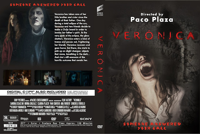 Veronica DVD Cover