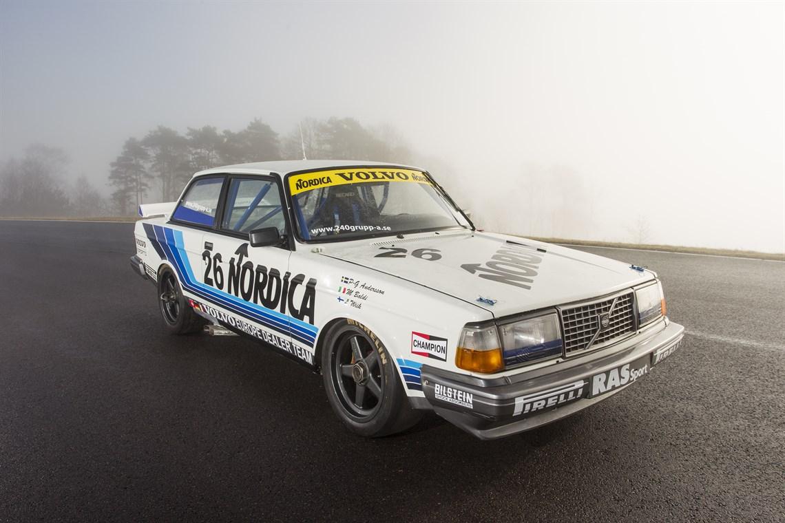 Daily Turismo Dto Volvo 242 Turbo Group A Evolution A