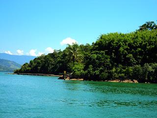 Ilha da Bexiga - A Ilha de Amyr Klink, em Paraty