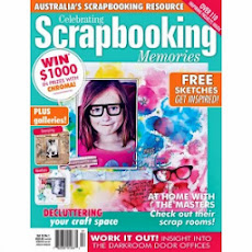 Published in Australian Scrapbooking Memories Vol 16 No 1