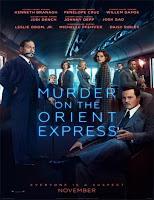 Poster de Asesinato en el Orient Express