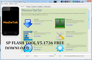 sp flash tool v5.1736 win