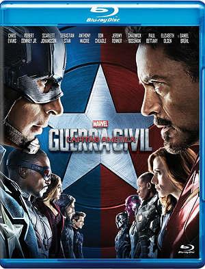 Baixar Filme Capitão América: Guerra Civil Dual Audio