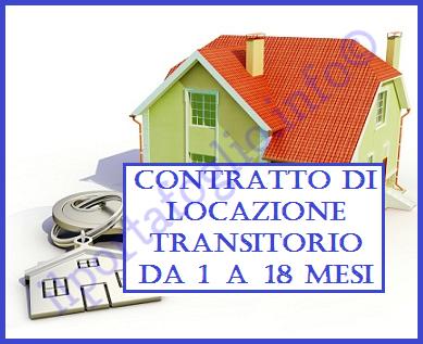 Contratto di locazione transitorio abitativo o for Affitto commerciale