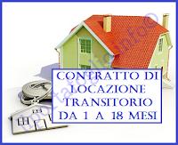 contratto di locazione transitorio