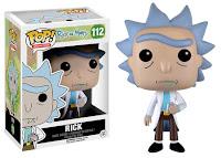 Funko Pop! Rick