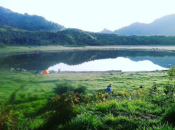 Telaga Sidringo : Ranukumbolonya wong Kabupaten Batang, Jawa Tengah