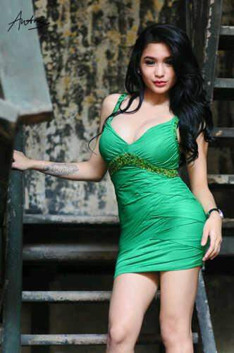 Model sexi indonesia
