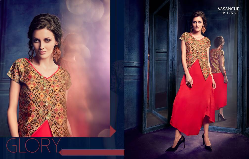 PARULA 2 – New Designer Awesome Stylist Kurti