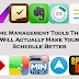 Time Management Tools That Will Actually Make Your Schedule Better
