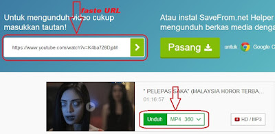 Cara Download Video Youtube Tanpa Software (Terupdate)