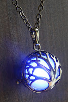 Glowing Locket