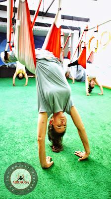 aero yoga aereo bogota